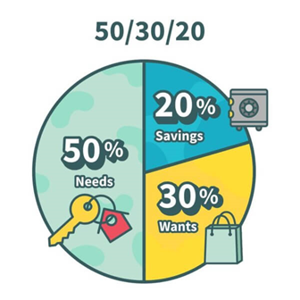 50/20/30 budget