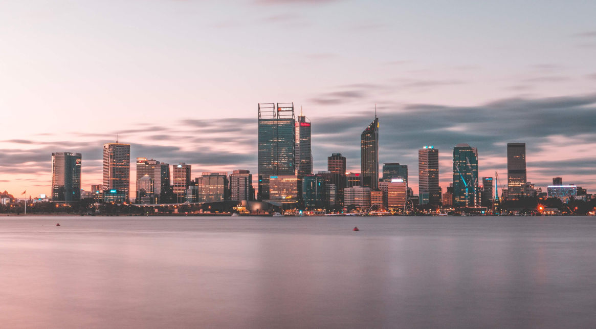 Debt Consolidation Solutions, Loans & Advice in Perth WA - Perth skyline