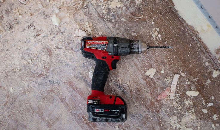Fix your credit ratings - Power drill