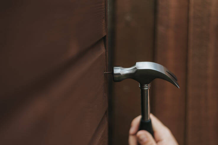 How to fix bad credit - Hammering