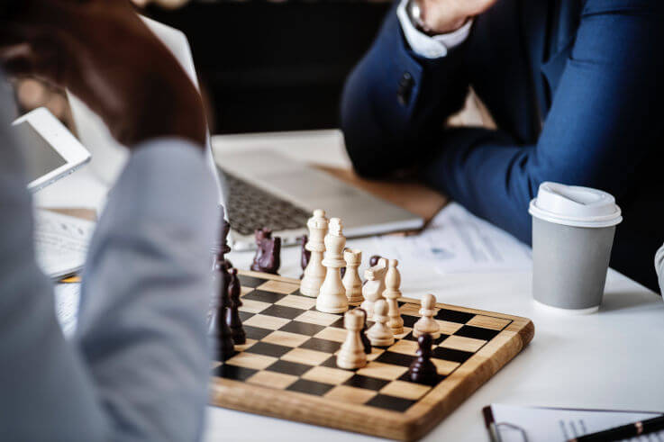Is a debt consolidation loan the right move - Game of chess