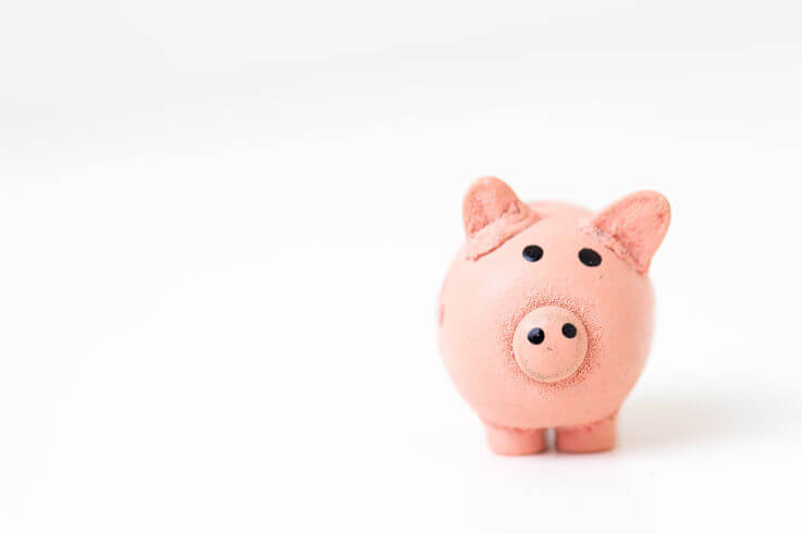 Savings your way out - Piggybank
